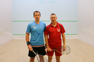 MO40 Finalists Michael McLaughlin vs Jonathan Gliddon