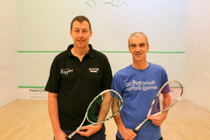 MO45 Finalist Colin Payne vs David Youngs
