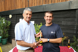 MO50 2nd Darren Withey (Presented by Peter Alexander)