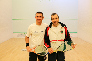 MO50 Finalists Darren Withey vs John Parkes