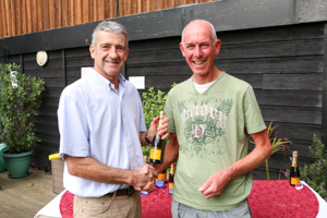 MO60 2nd Ian Holmes (Presented by Peter Alexander)