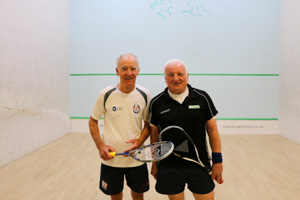 MO70 Final Graham Fisher vs Adrian Wright