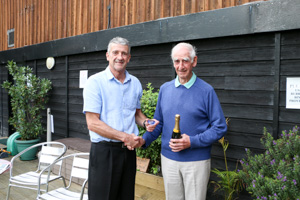 MO75 2nd Malcolm Gilham (Presented by Peter Alexander)