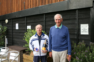 MO75 Finalists John Preston and Malcolm Gilham