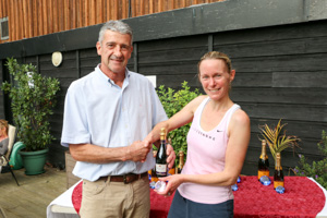 WO35 2nd Kate Bradshaw (Presented by Peter Alexander)