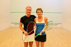 WO50 Finalists Fran Wallis vs Tamsin Bennett