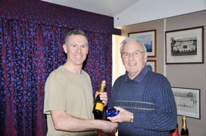 MO40 2nd Jonathan Gliddon (Presented by Bob Townsend)