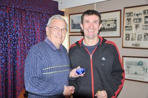 MO50 2nd Darren Withey (Presented by Bob Townsend)