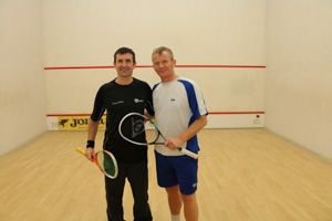 MO50 Final Darren Withey and Peter Lonsdale