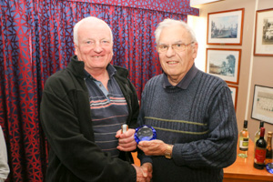 MO60 1st Adrian Wright (Presented by Bob Townsend)