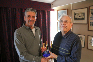 MO60 1st Peter Alexander (Presented by Bob Townsend)