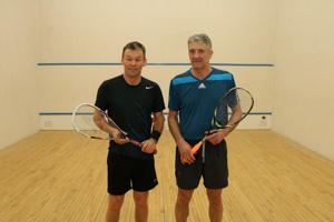 MO60 Final Stuart Hardy and Peter Alexander