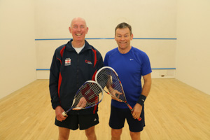MO60 Semi-Final 2 Ian Holmes and Stuart Hardy