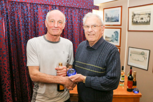 MO65 2nd Chris Goodbourn (Presented by Bob Townsend)