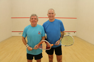 MO65 Plate Final Roger More and Tony Claydon