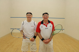 MO65 Semi-Final 1 Rodney Boswell and Aubrey Waddy