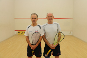 MO65 Semi-Final 2 Larry Grover and Chris Goodbourn