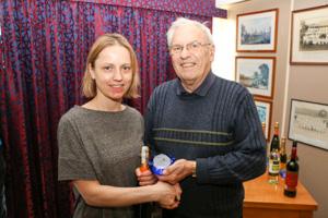 WO35 1st Judith Allgrove (Presented by Bob Townsend)
