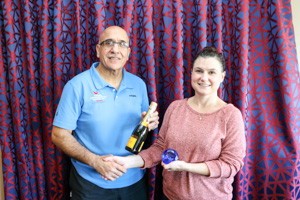 WO35 2nd Joanne Smalley (Presented by Mo Sarwar)