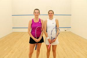 WO40 Final Rachel Calver and Shayne Baillie