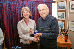 WO45 1st Isabelle Tweedle (Presented by Bob Townsend)