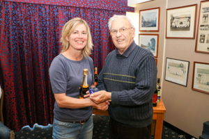 WO45 2nd Rose Bamber (Presented by Bob Townsend)