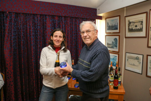 WO50 2nd Theresa Brousson (Presented by Bob Townsend)