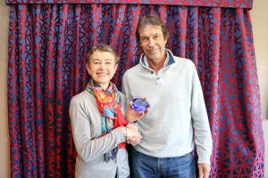WO55 1st Jill Campion (Presented by Martin Pearse)