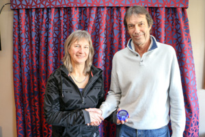 WO55 2nd Lesley Strugess (Presented by Martin Pearse)