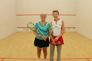 WO55 Match 6 Jane Law and Jill Campion