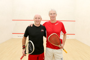 MO55 Finalists Neil Harrison and Dermot Hurford