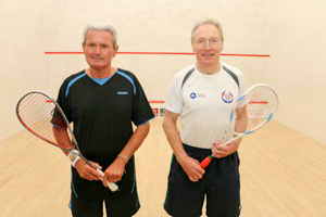 MO65 Finalists Barry Featherstone and Terry Norman