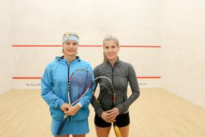 WO50 Finalists Fran Wallis and Shelly Walsh