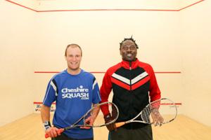 MO40 Finalists Jonathan Davies vs Masambo Selisho