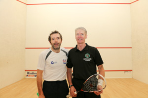 MO50 Finalists John Parkes vs Raymond Burke
