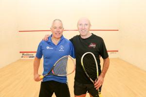 MO55 Finalists Ian Bradburn vs Neil Harrison