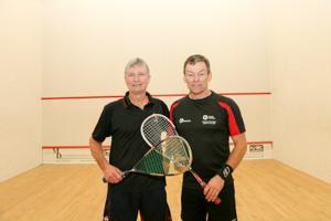 MO60 Finalists Geoff Redfern vs Stuart Hardy