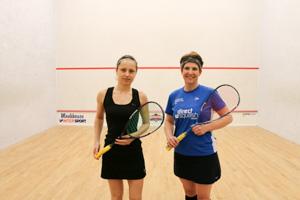 WO35 Match 6 Judith Allgrove vs Krissy Burkin