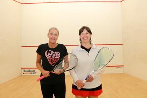 WO40-50 Finalists Kay Fallows vs Rachel Woolford