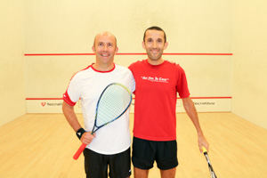 MO45 Finalists Rick Weatherall and Stephen McLoughlin