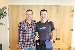 MO50 1st Darren Withey (Presented by David Peck)