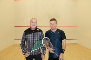 MO60 Finalists Mark Cowley and Stuart Hardy