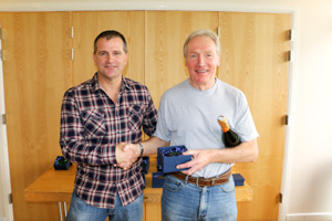 MO65 1st Barry Featherstone (Presented by David Peck)