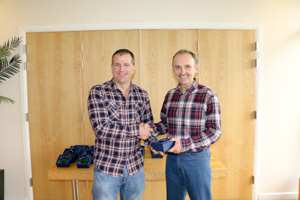 MO65 2nd Larry Grover (Presented by David Peck)