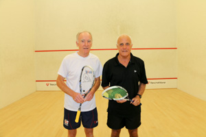 MO70-75 Finalists Graham Fisher and Brian Hardcastle