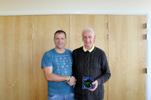 MO75 1st Malcolm Gilham (Presented by David Peck)