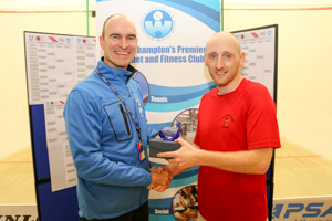 MO35 1st James Bowden (Presented by Marc Hughes)