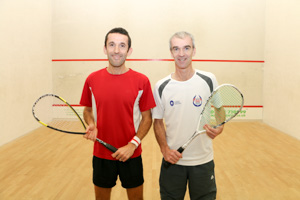 MO45 Finalists Stephen McLoughlin and David Youngs