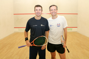 MO50 Finalists Darren Withey and Eamonn Price