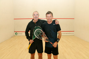 MO60 Finalists Mark Cowley and Stuart Hardy
